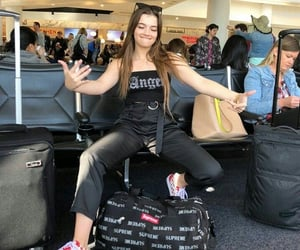 airport, pretty girl, and lexi jayde rp image
