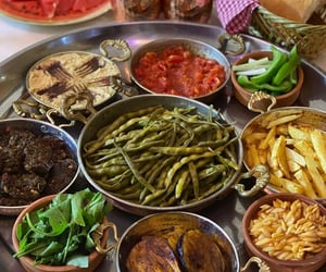 food, middle eastern, and traditional food image