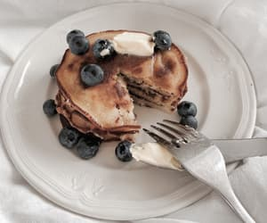 aesthetic, art, and pancakes image