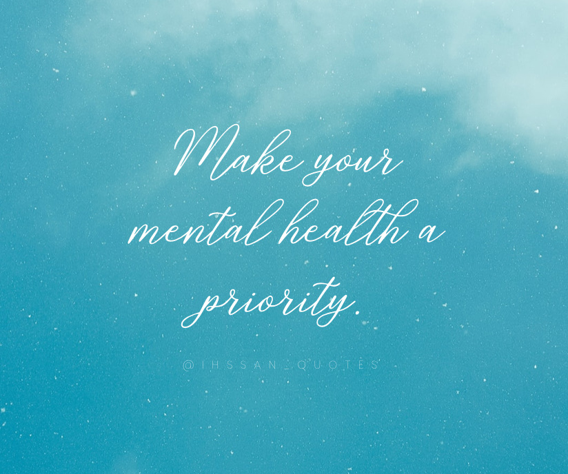 mental health, quote, and saying image