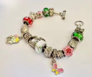 stacking bracelet, stackable bracelet, and charm bracelet image