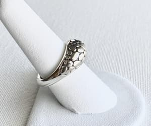 etsy, statement ring, and boho rings image