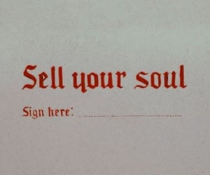 red, text, and soul image