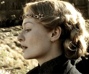 crown, miranda otto, and Queen image