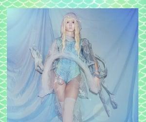 alternative, aqua, and baby blue image