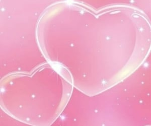 background, girly, and glossy image