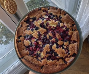 blueberry, cherry, and food image