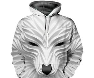 animal, fashion, and hoodies image
