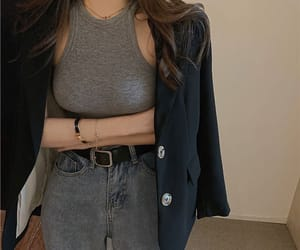 aesthetic, clothes, and fashion girl image