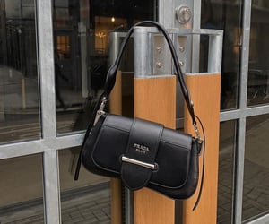 accessories, classy, and prada bag image