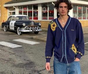 street style, men fashion, and boy fashion image