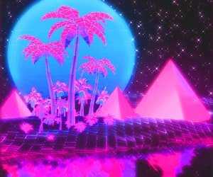 aesthetic, pink, and disco image