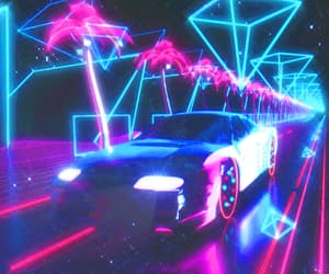 aesthetic, gif, and car image