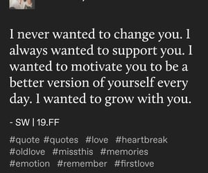 emotions, quotes, and missyou image