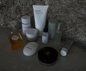 aesthetic, cosmetics, and lotion image