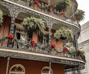 french quarter, new orleans, and nola image