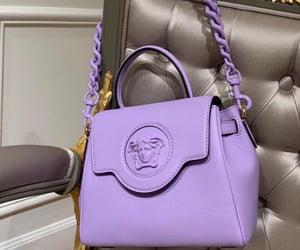 bag, medusa, and Versace image