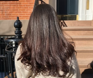 inspiration, beautiful, and brown hair image