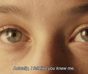 eyes, quotes, and i origins image