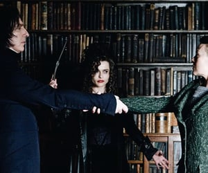 film, harrypotter, and half blood prince image