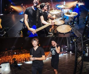 all time low, concert, and atl image
