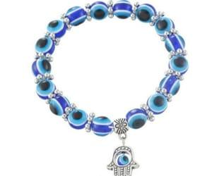bracelet, Turkish, and evil eye image