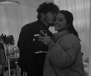 couple, iloveyou, and kiss image