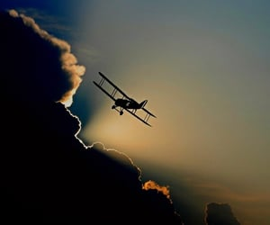 Flying, luxury, and planes image