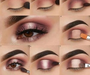 glam, how to, and beauty image