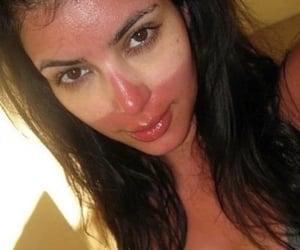 kim kardashian and y2k image