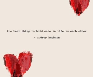 audrey hepburn, life, and heart image
