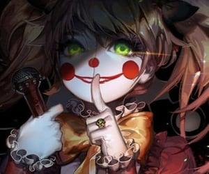 circus baby and fnaf image