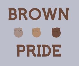 brown, equality, and hand image