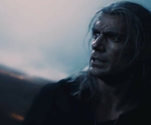 Henry Cavill, lost, and the witcher image