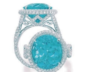 bijoux, bling, and turquoise image