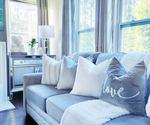 Blanc, grey, and home image