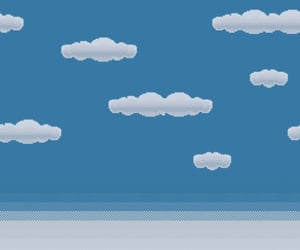 blue, cloud, and header image