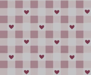 flannel, pink, and header image