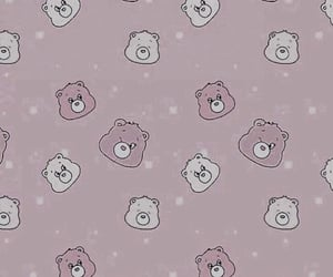 care bears, header, and dots image