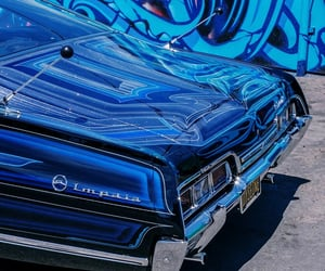 automobiles, blue, and chevy image