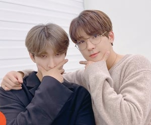 wonkyeom, Seventeen, and dokyeom image