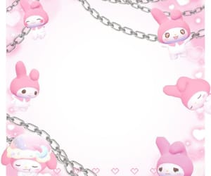 aesthetic, soft, and my melody image