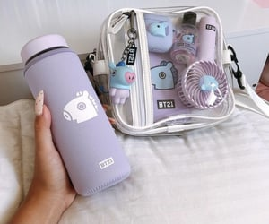 aesthetic, pastel, and purple image