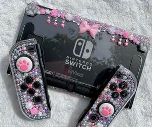 gaming, kawaii, and pink image