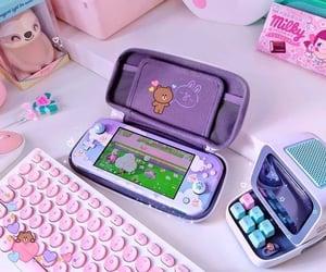 gamer, girly, and nintendo image