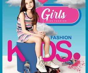 kids fashion, kids wear, and baby girls dress image