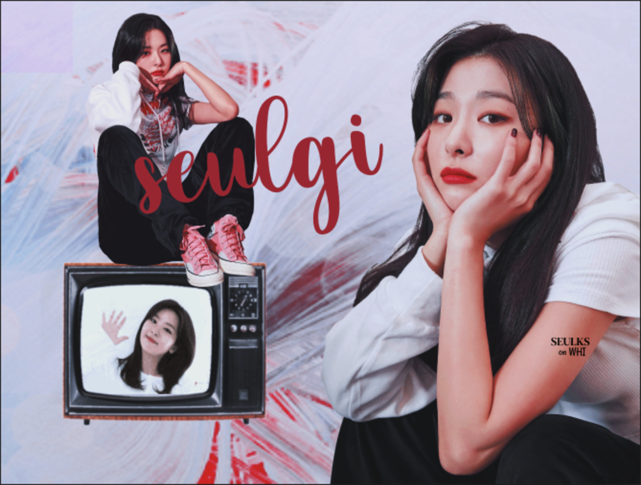 girl, joy, and k-pop image