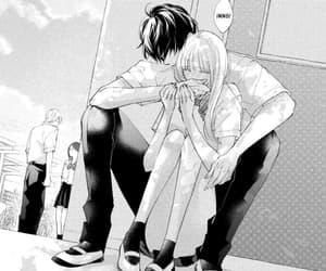 anime, shoujo, and manga couple image