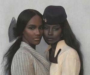 aesthetic, darkskin girls, and black girl image