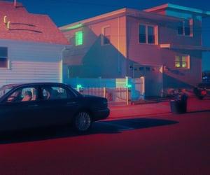 aesthetic, glow, and grunge image